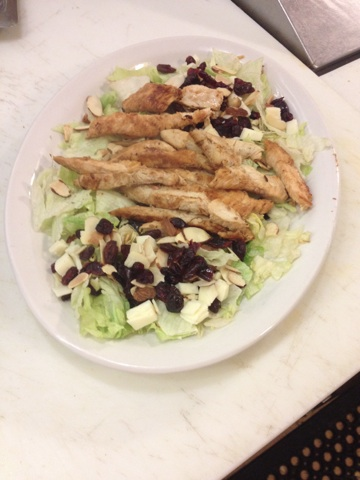 chicken-salad-cranberries